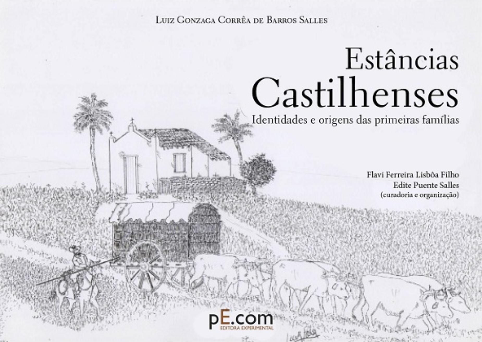 Livro Estâncias Castilhenses