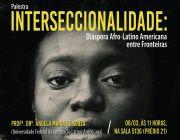 Grupos de Pesquisa promovem palestra ministrada pela Profª. Drª. Ângela Maria de Souza