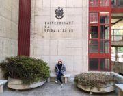 Doutoranda do POSCOM receberá cotutela pela Universidade Beira Interior, de Portugal