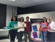 Professora do POSCOM lança três e-books sobre educomunicação